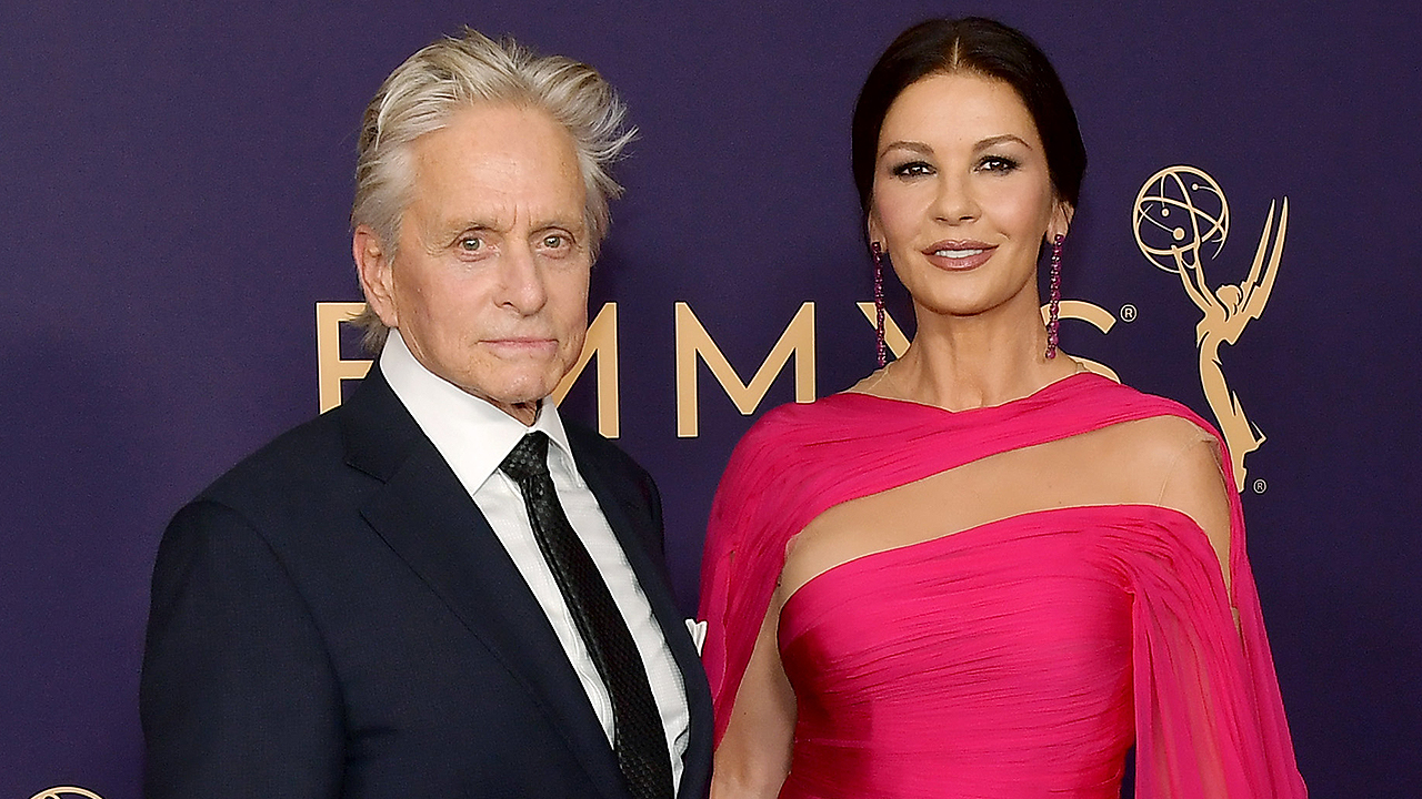 Michael Douglas Says 'It Would Be Great to Work With' Wife Catherine Zeta-Jones in Future