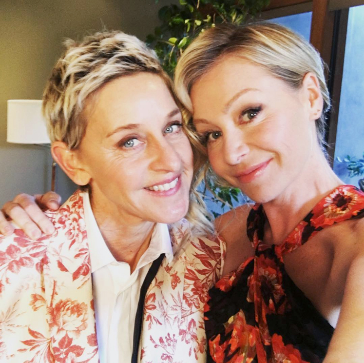 Source: Portia De Rossi/Instagram