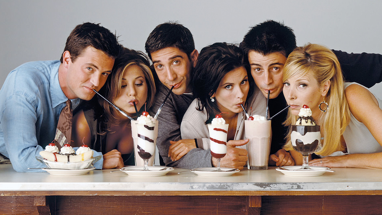 Explore the Instagram Worthy, Sold-Out 'Friends' 25th Anniversary Pop-Up!