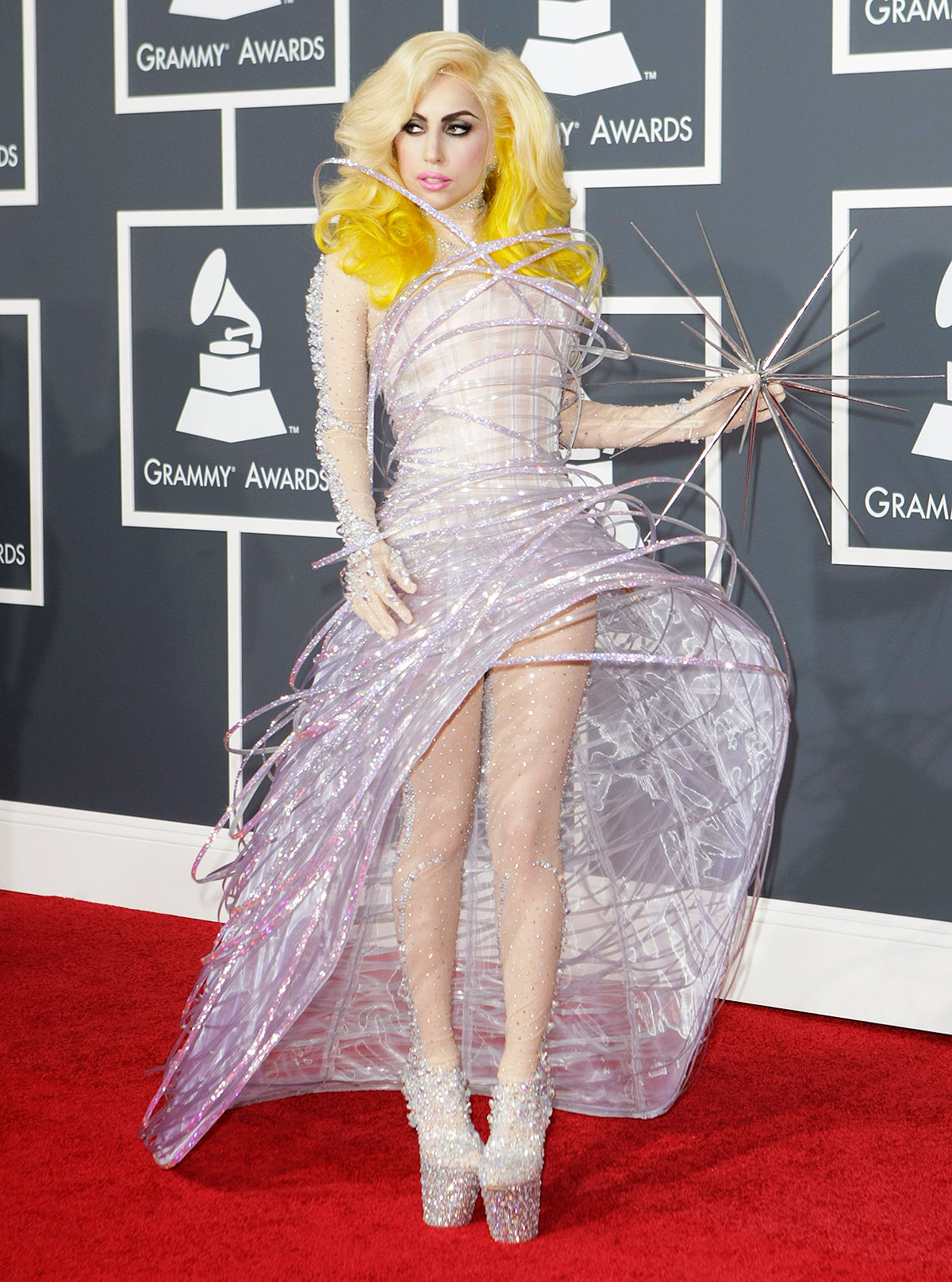 Try ... Pretty Much Anything Lady Gaga Has Worn on the Carpet