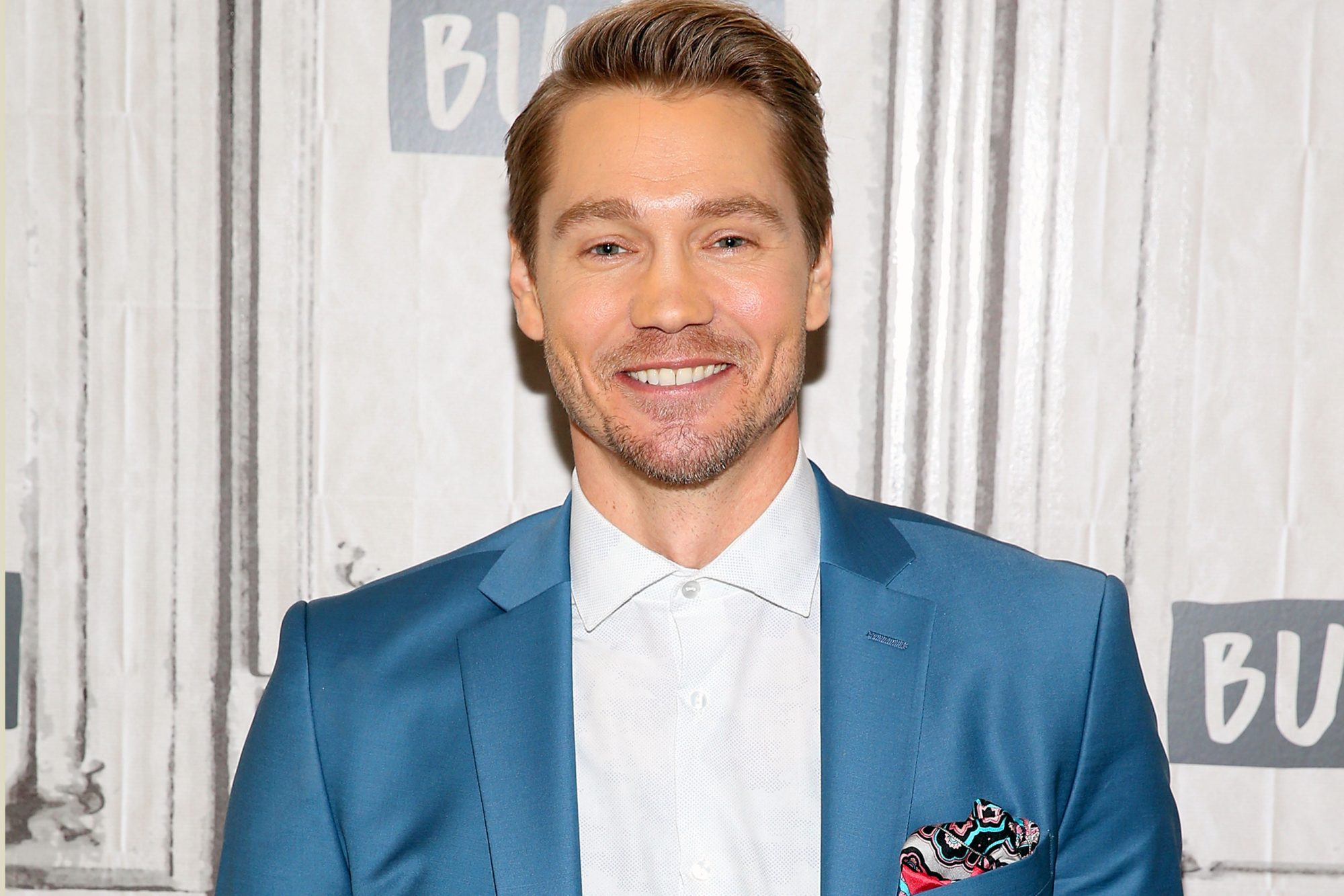 """Build Series Presents Chad Michael Murray Discussing """"Sun Records"""""""