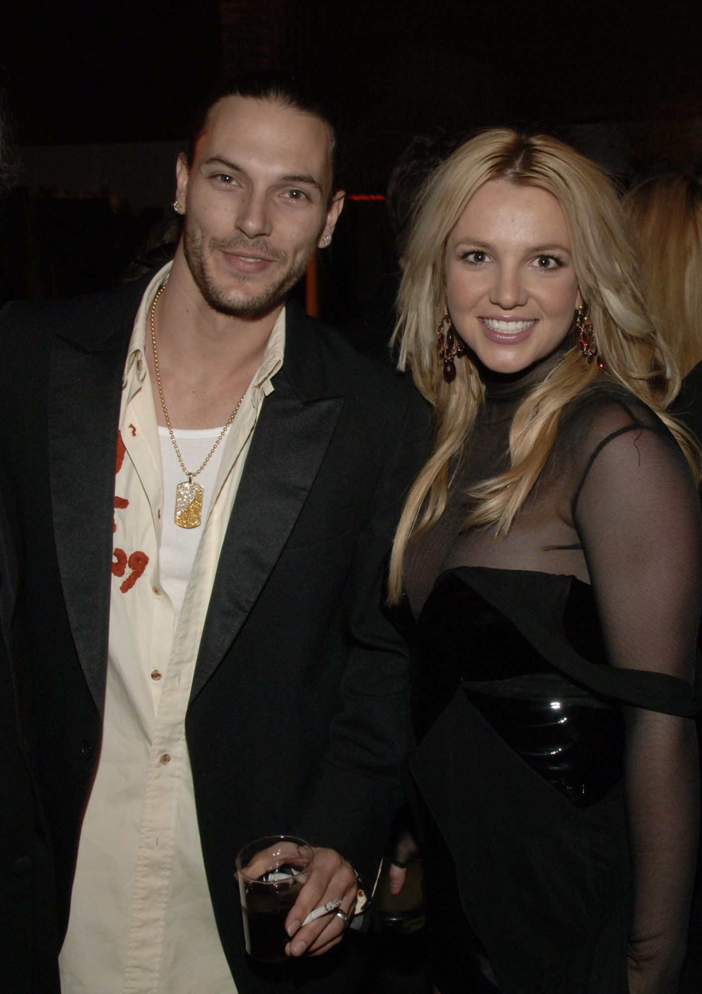 2006 Sony/BMG GRAMMY After Party - Inside