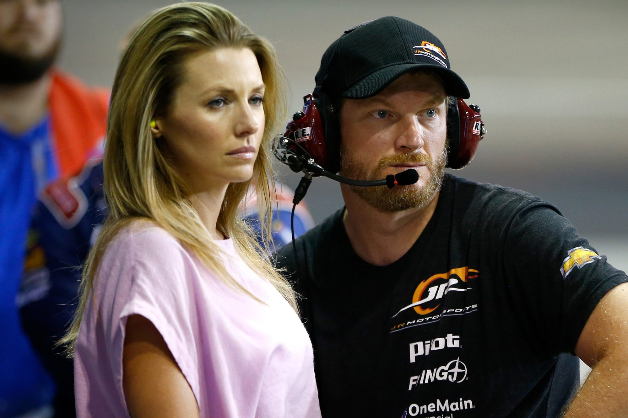 Dale Earnhardt Jr.; Amy Earnhardt