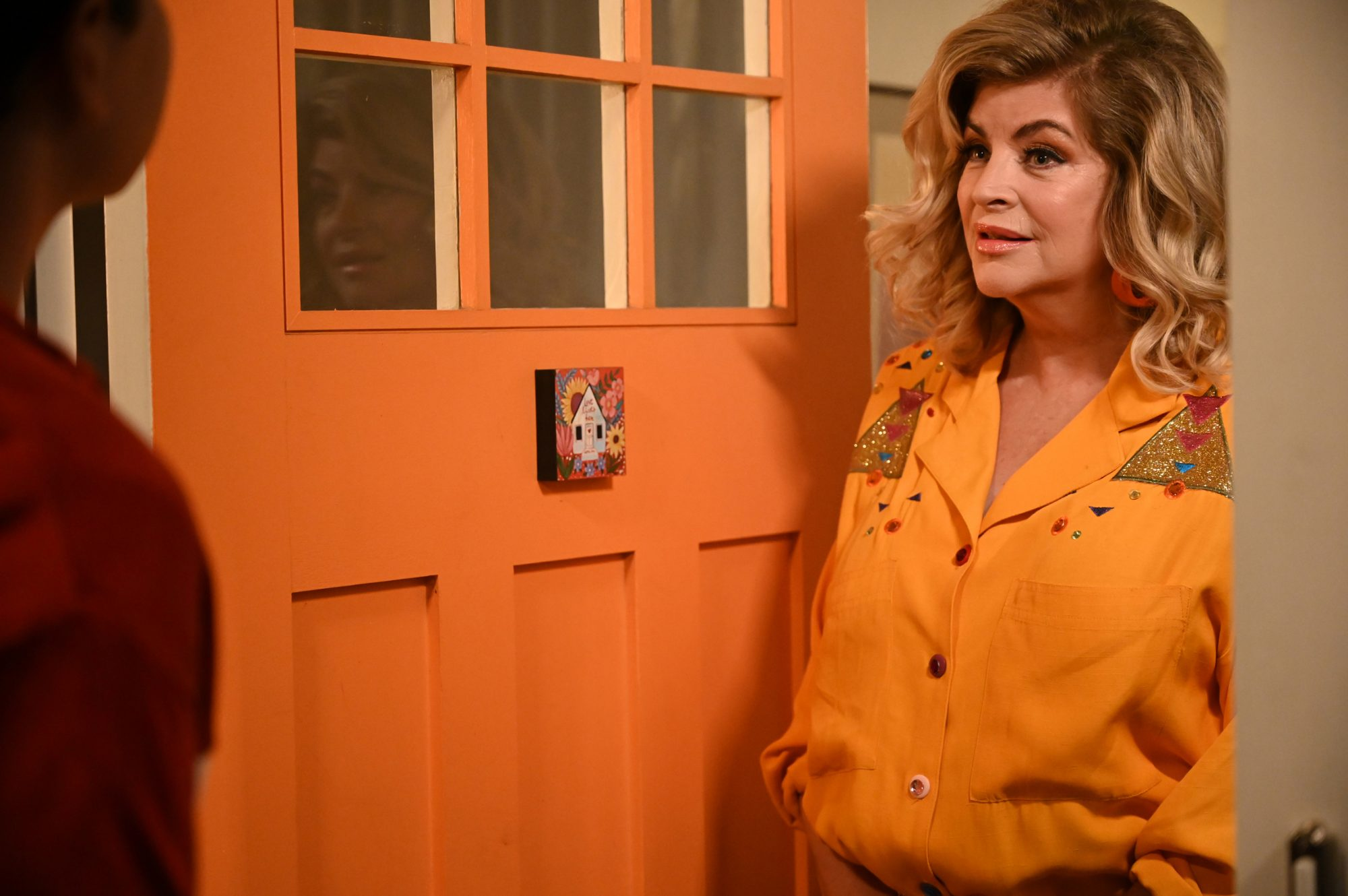 THE GOLDBERGS Kirstie Alley