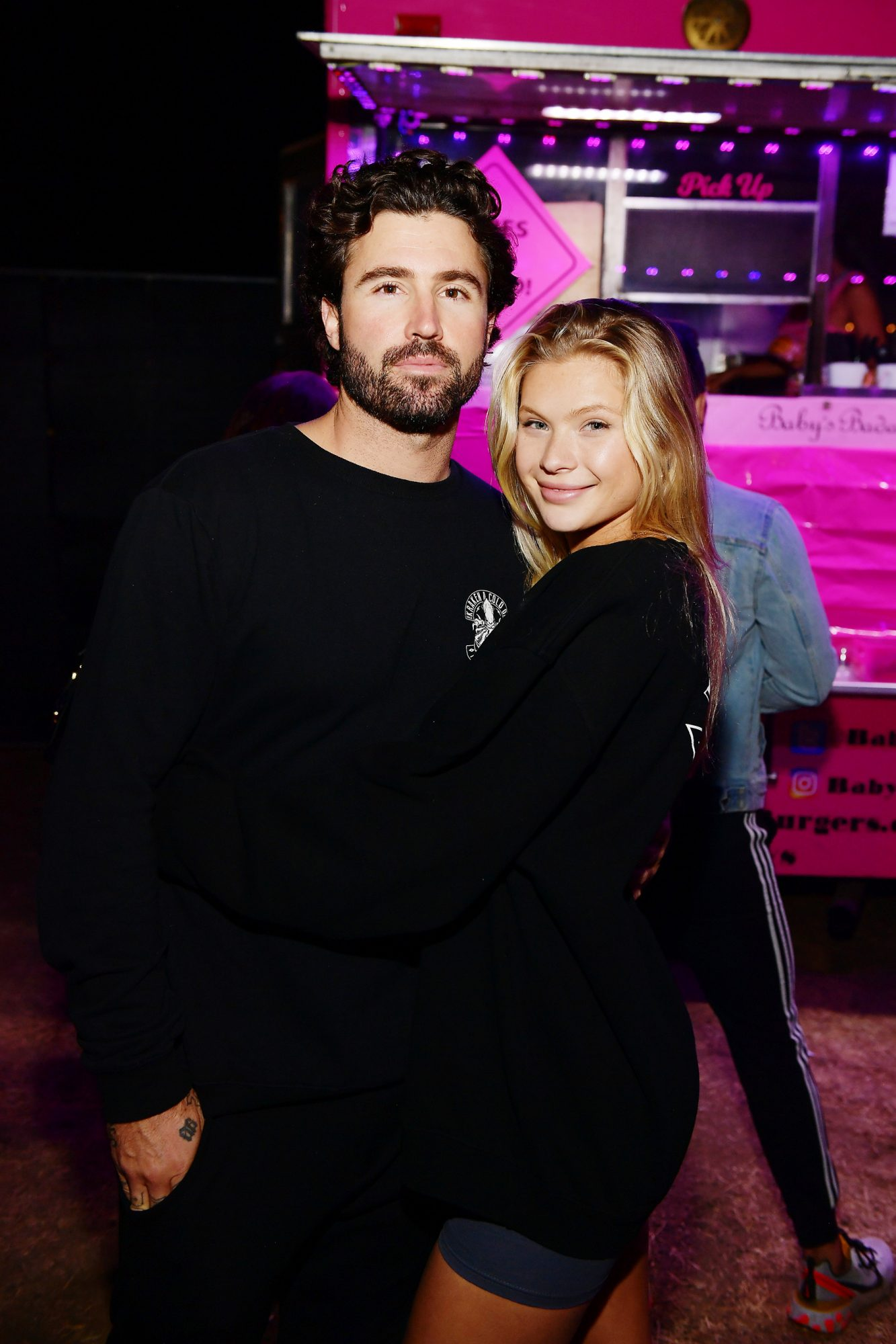 Brody Jenner and Josie Canseco