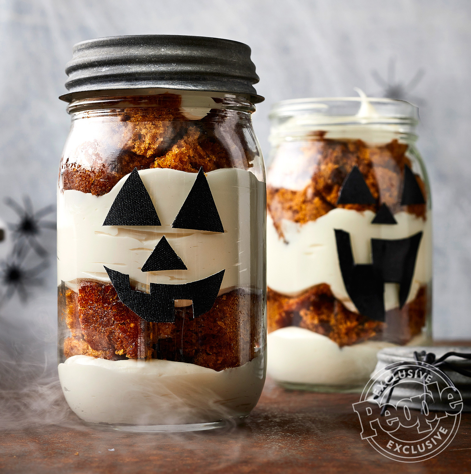 PUMPKIN SPICE JACK-IN-A-JAR