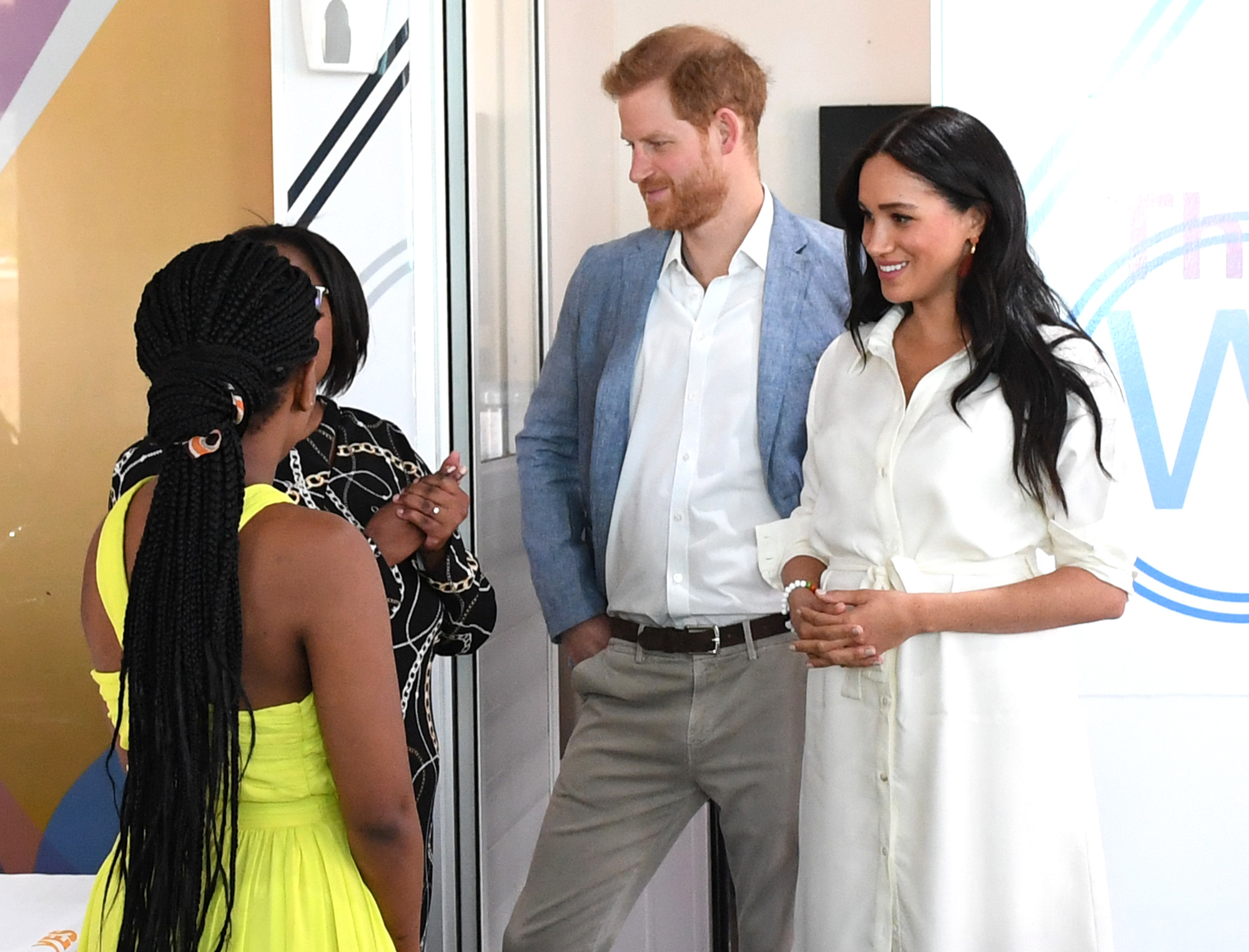 Prince Harry, Duke of Sussex; Meghan, Duchess of Sussex