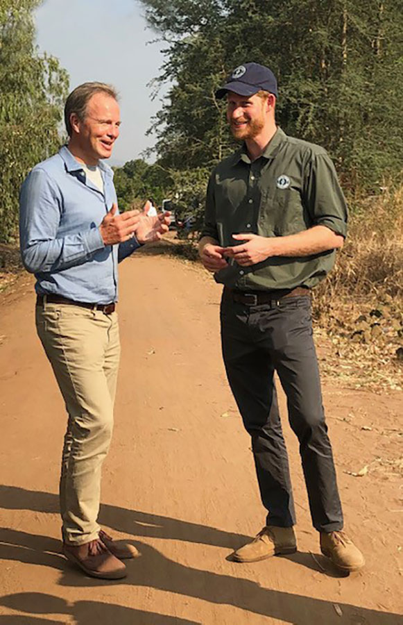 Harry & Meghan: An African Journey ITV 9pm Sunday