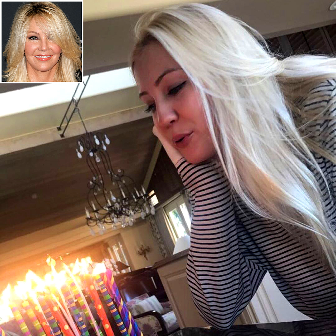 Heather Locklear celebrates daughter Ava Sambora's 22nd birthday