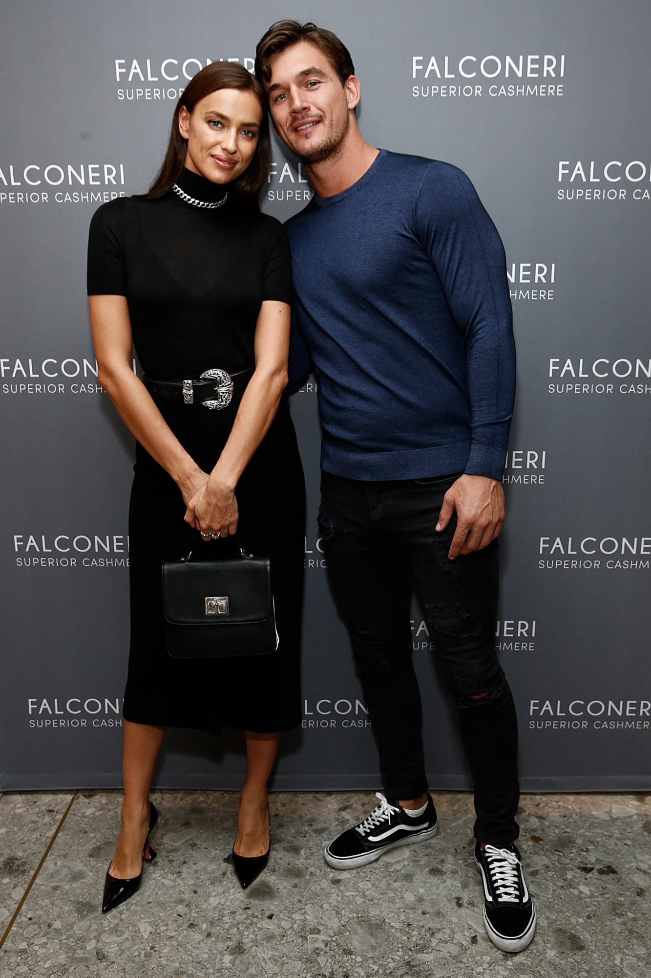 Irina Shayk and Tyler Cameron