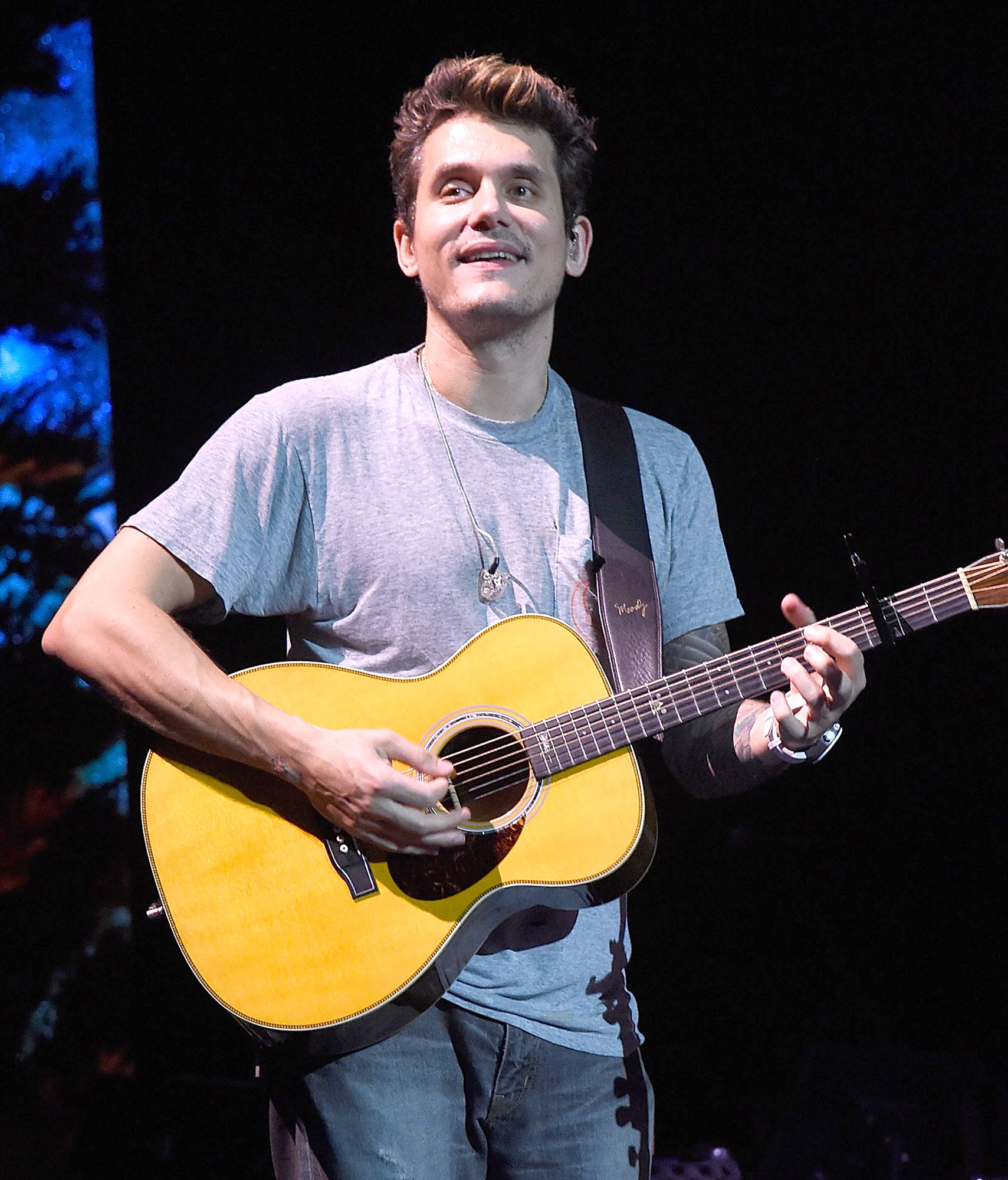 John Mayer Performs at Jones Beach