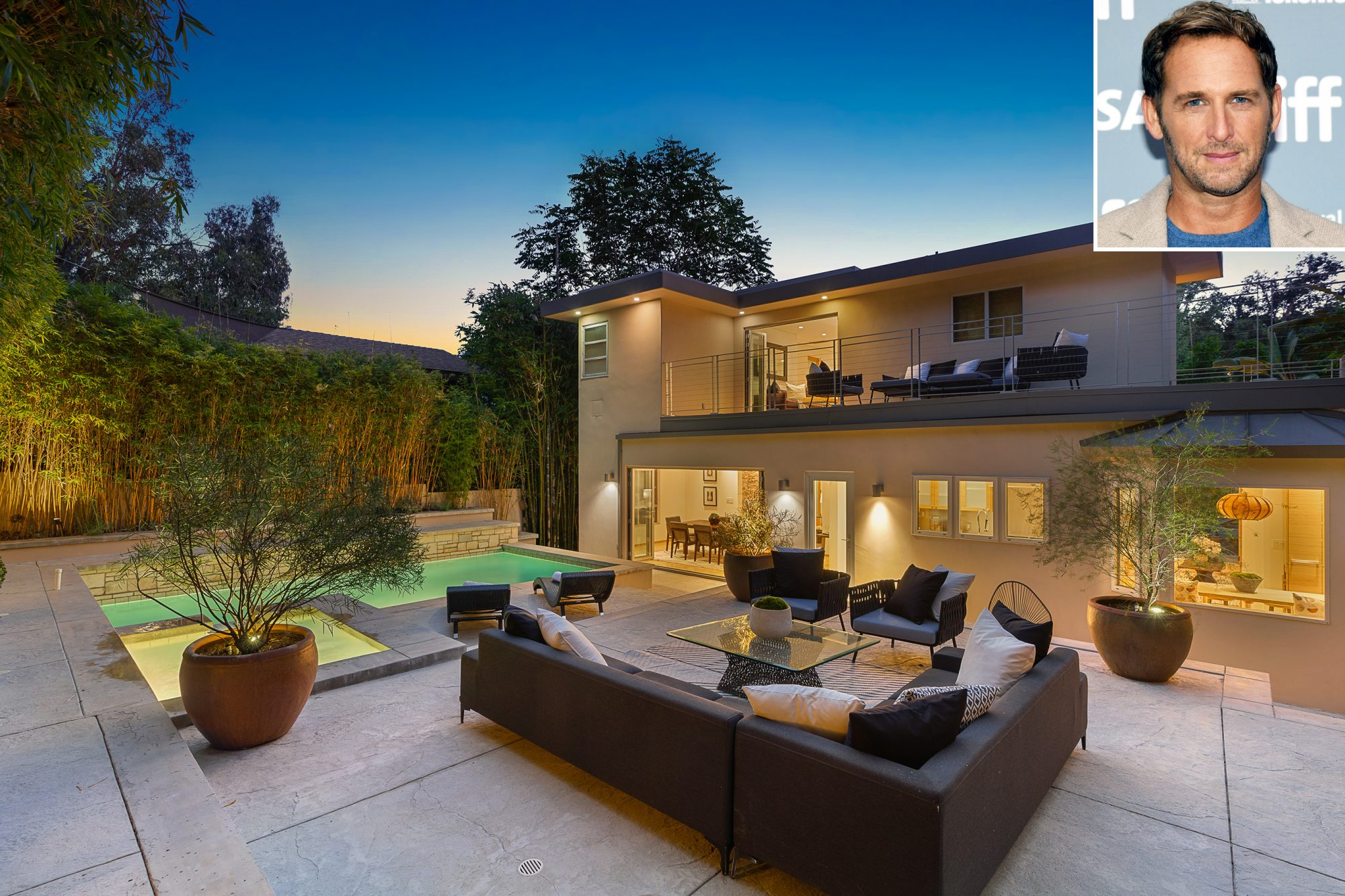 Josh Lucas California Home Listing