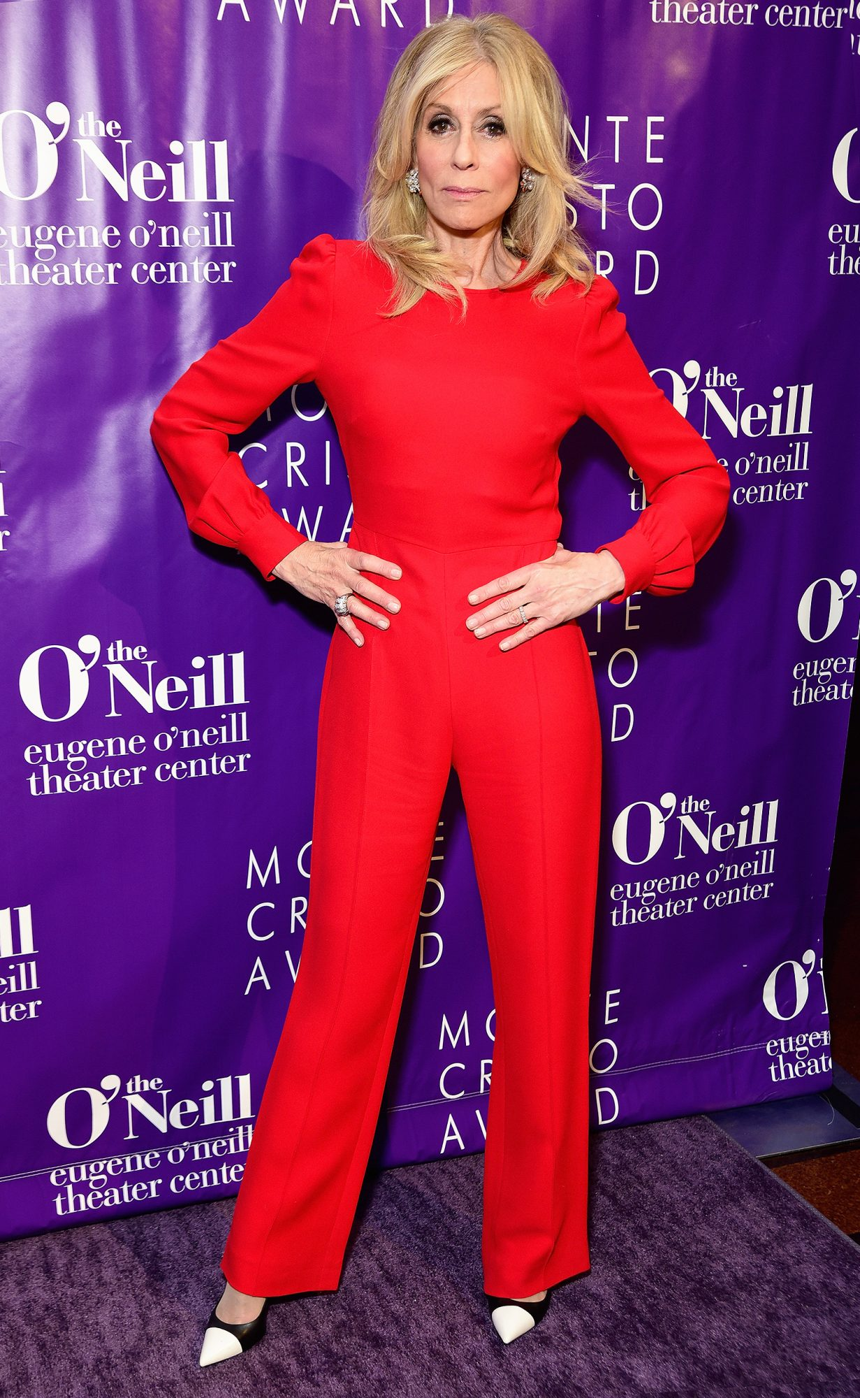 The Eugene O'Neill Theater Center Honors Judith Light With 17th Annual Monte Cristo Award - Arrivals