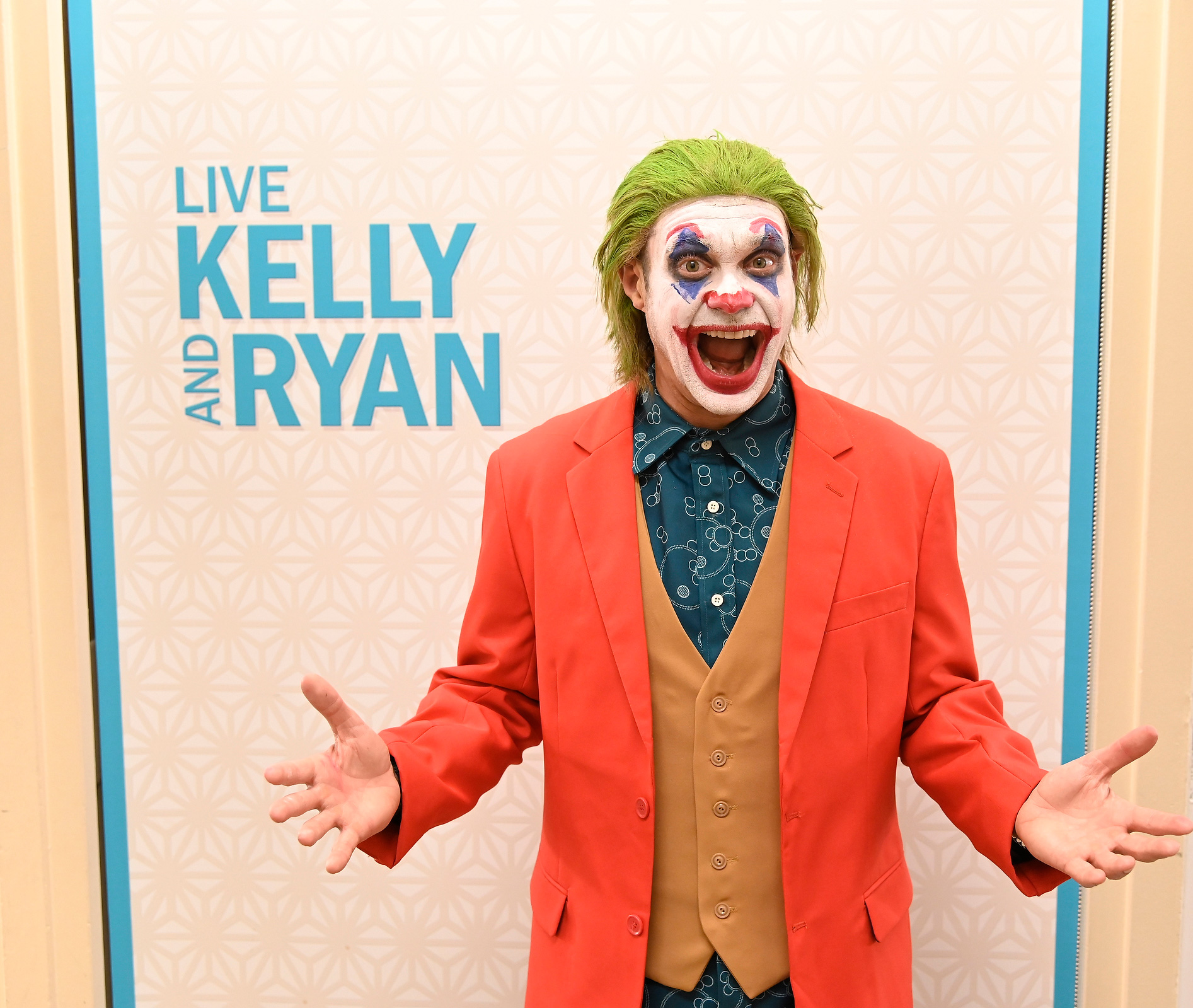 Live wth Kelly and Ryan Halloween