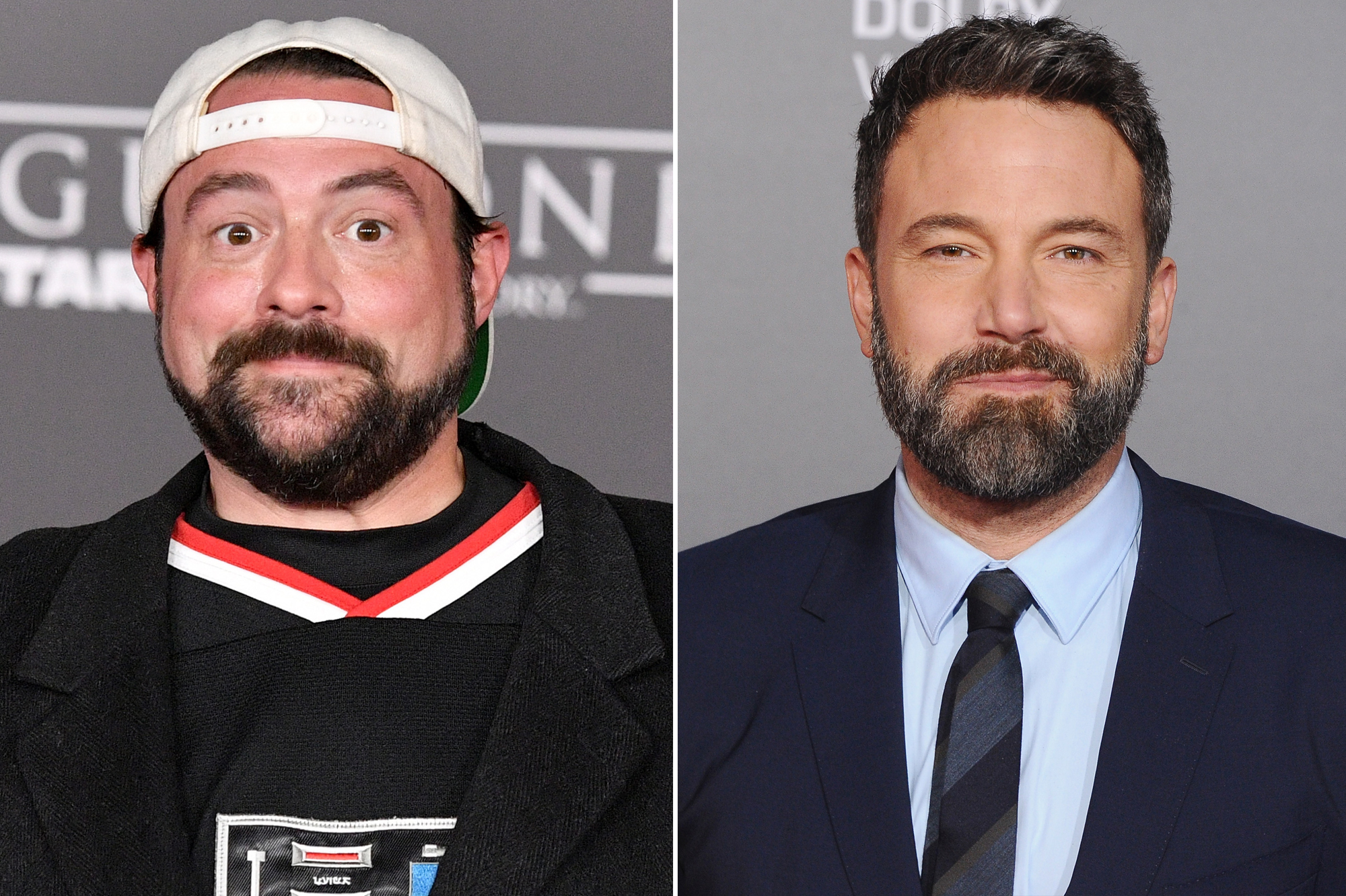 Kevin Smith and Ben Affleck