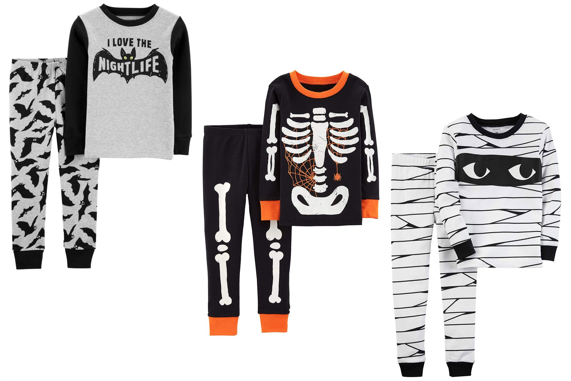 kids baby toddler Halloween Pajamas