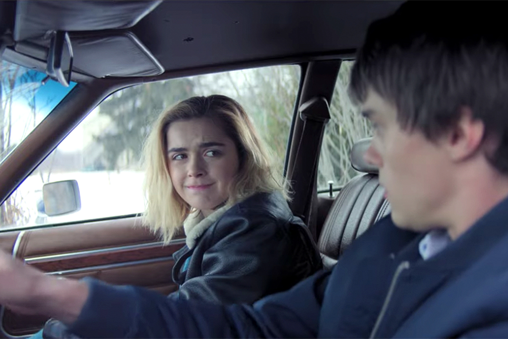 Kiernan Shipka; Let It Snow; Netflix