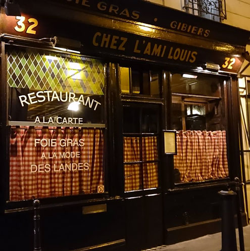 L'AMI LOUIS, PARIS