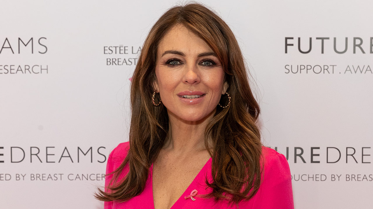 Elizabeth Hurley Shares How to Get Involved in Breast Cancer Awareness & Life Saving Research