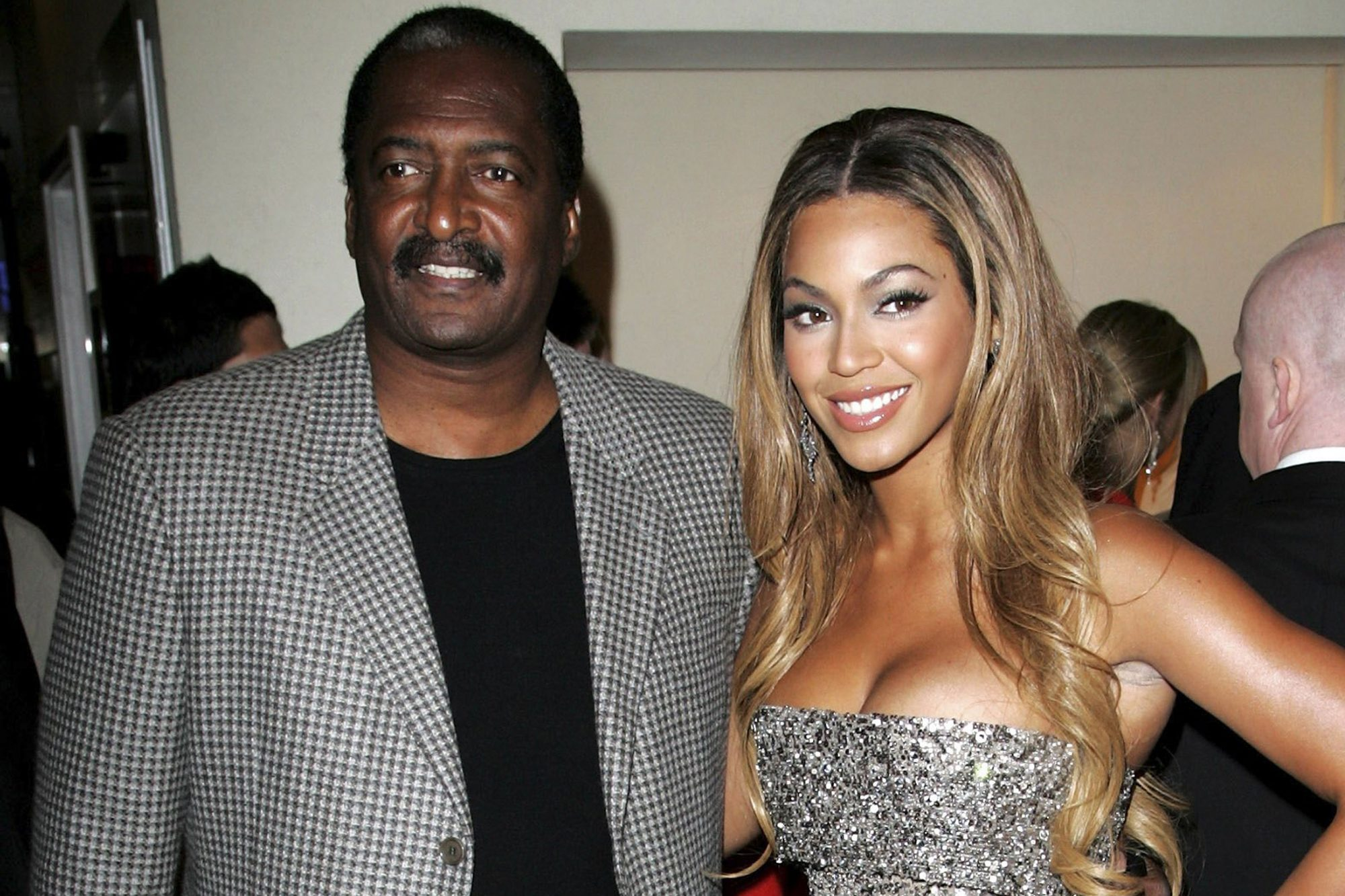 Mathew Knowles, Beyonce