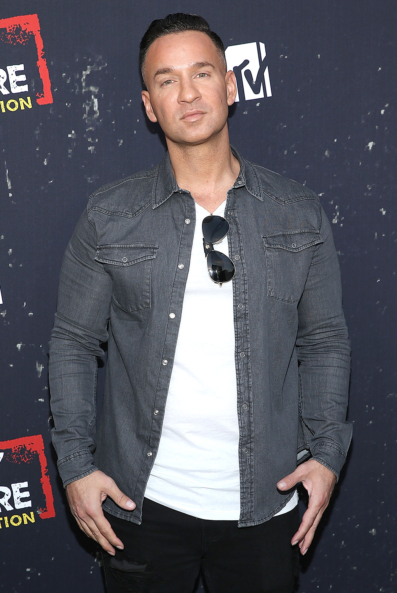 """""""Jersey Shore Family Vacation"""" Global Premiere - Arrivals"""