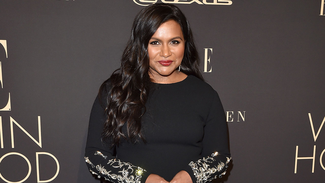 Mindy Kaling Appears in 'The Morning Show' Among Cast Including Her Office Costar Steve Carell