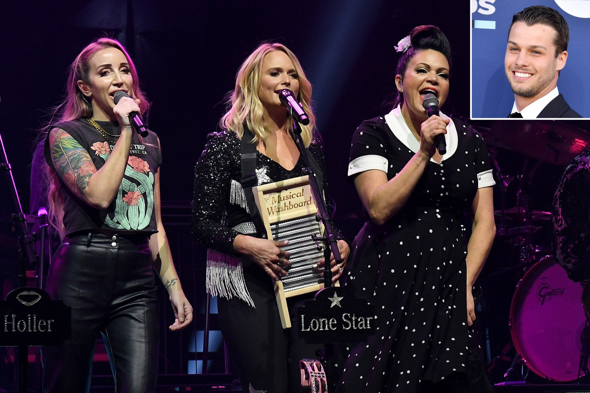 Ashley Monroe, Miranda Lambert, Angaleena Presley