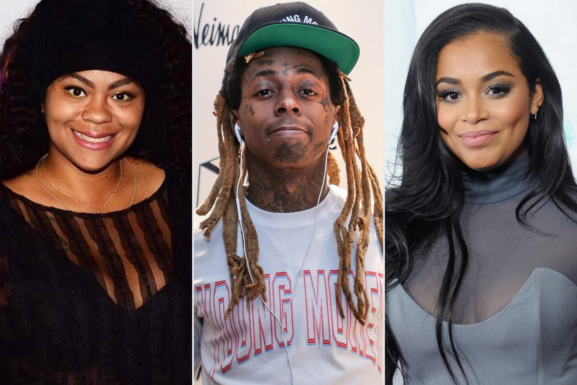 Nivea, Lil Wayne, Lauren London