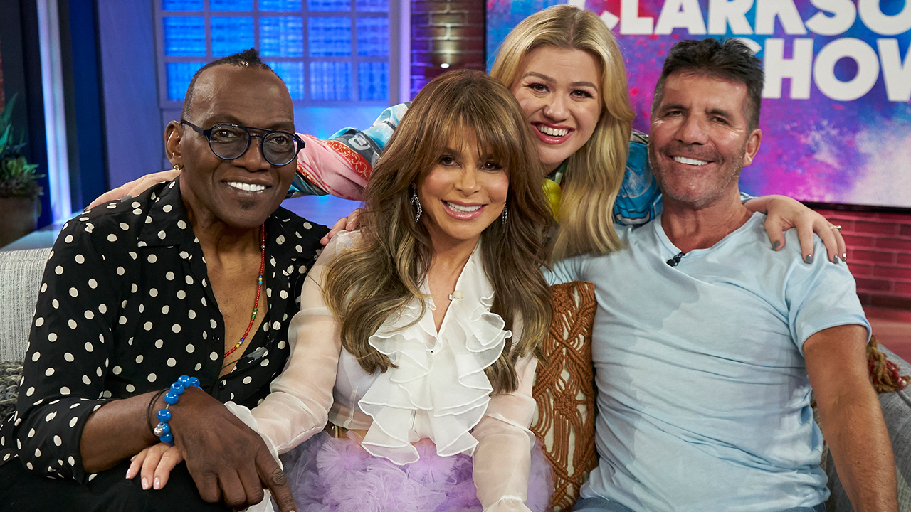Paula Abdul to Kelly Clarkson about Her New Talk Show: 'I'm Your Second Proudest Mama'