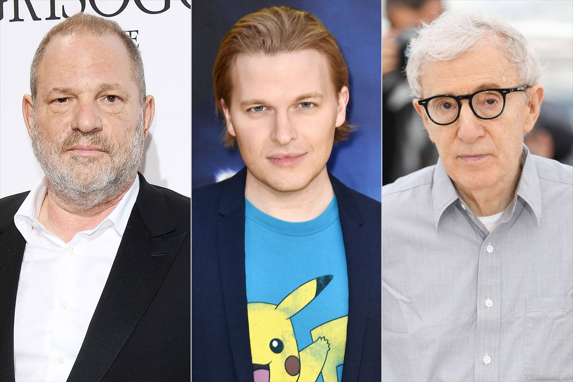 Harvey Weinstein Ronan Farrow Woody Allen