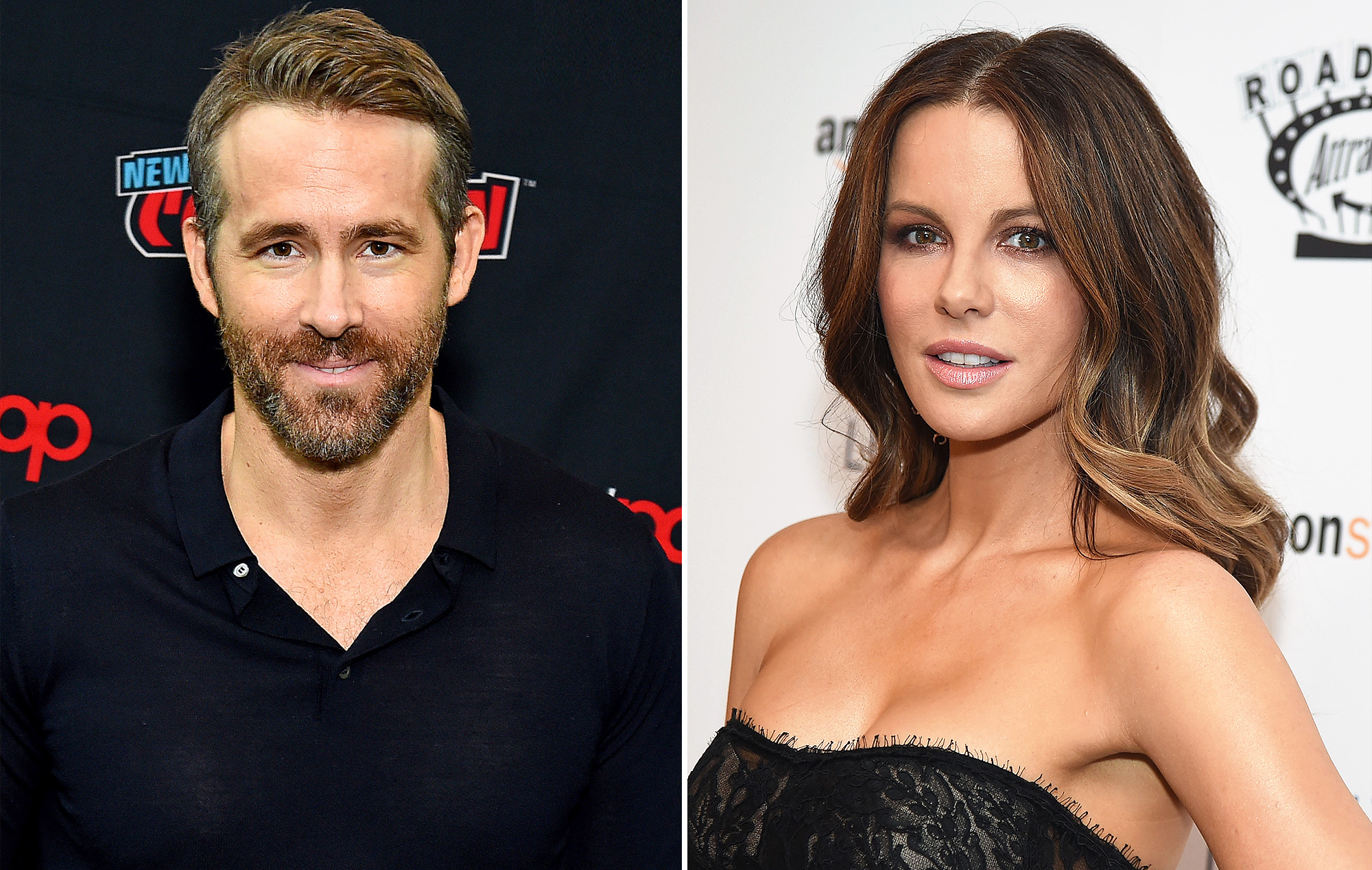 Ryan Reynolds and Kate Beckinsale