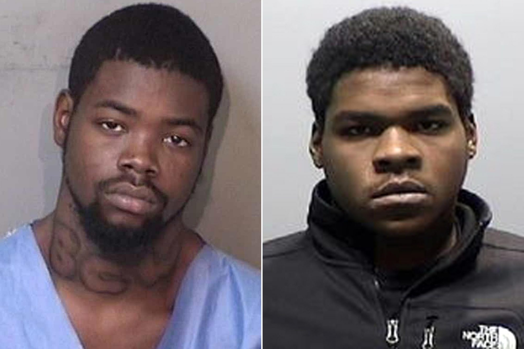 shooting suspects