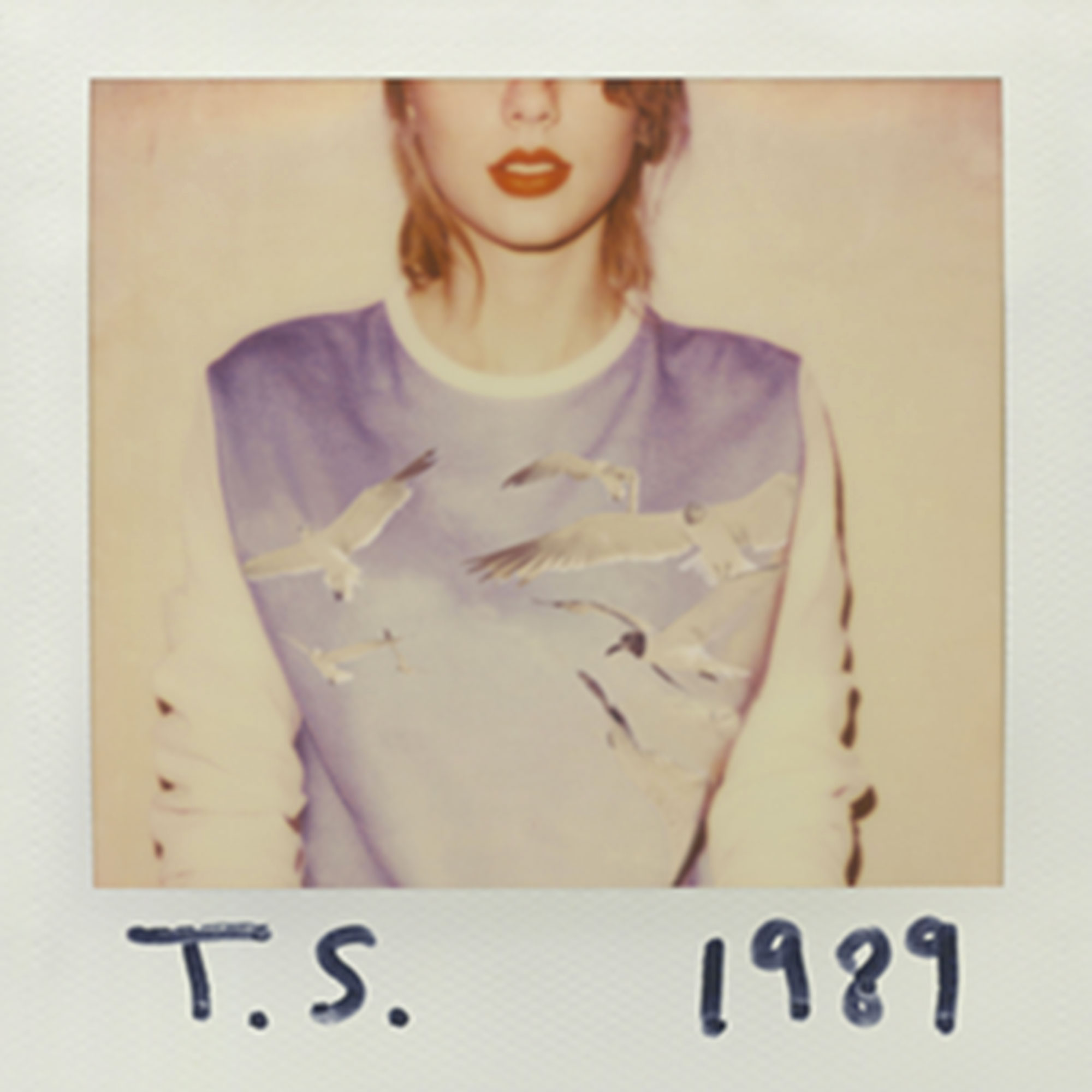 Taylor Swift Album Covers