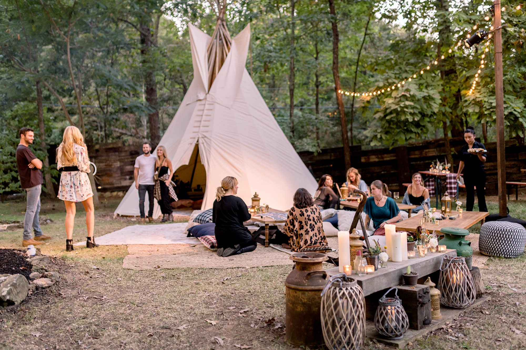 Tribe Kelley Celebration For Brand New Hunt Club Collection on October 01, 2019 in Nashville, Tennessee.