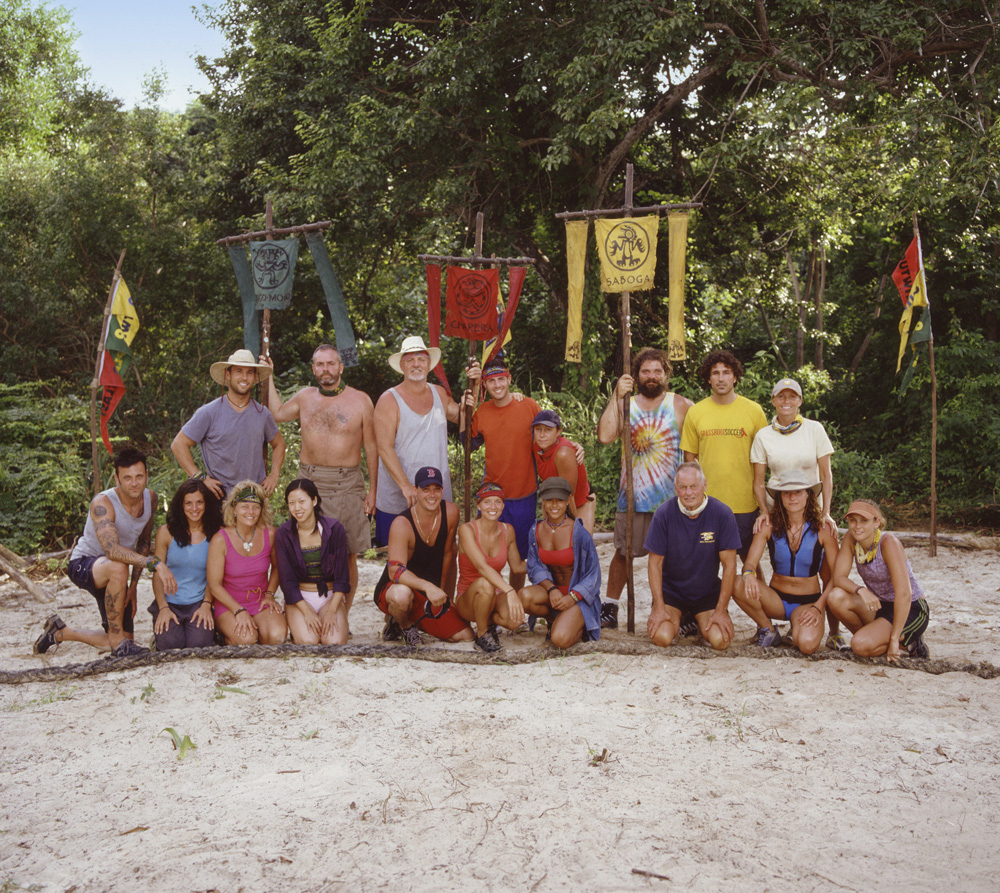 Survivor ALL STAR season 8