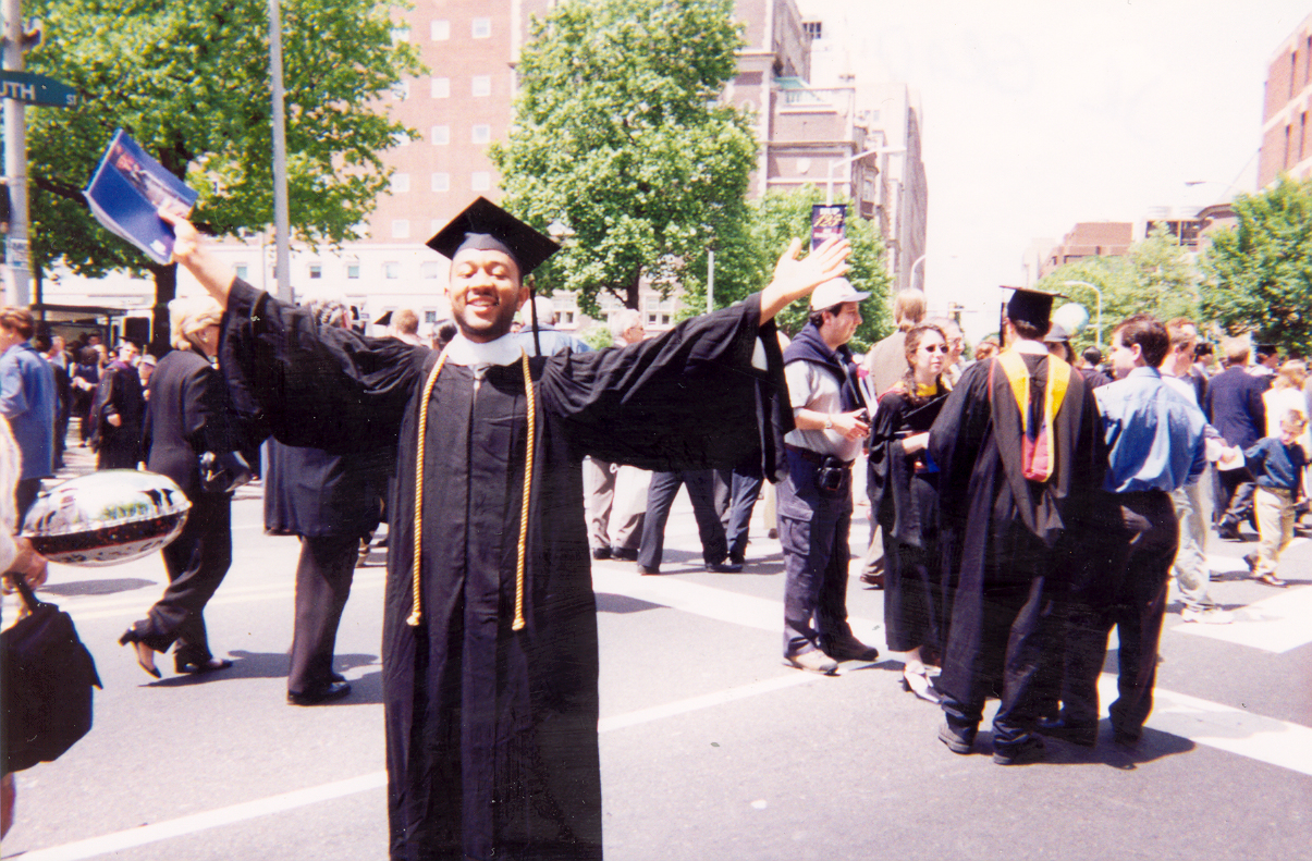 John legend graduating university of Pennsylvania