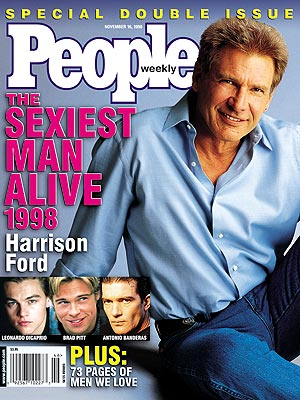 1998: Harrison Ford