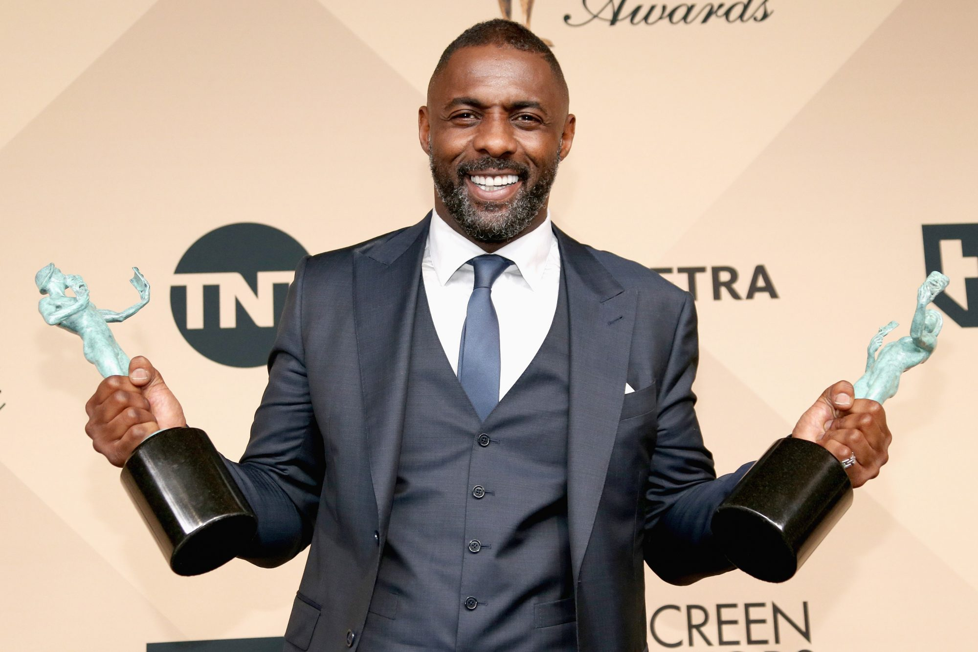 22nd Annual Screen Actors Guild Awards - Press Room