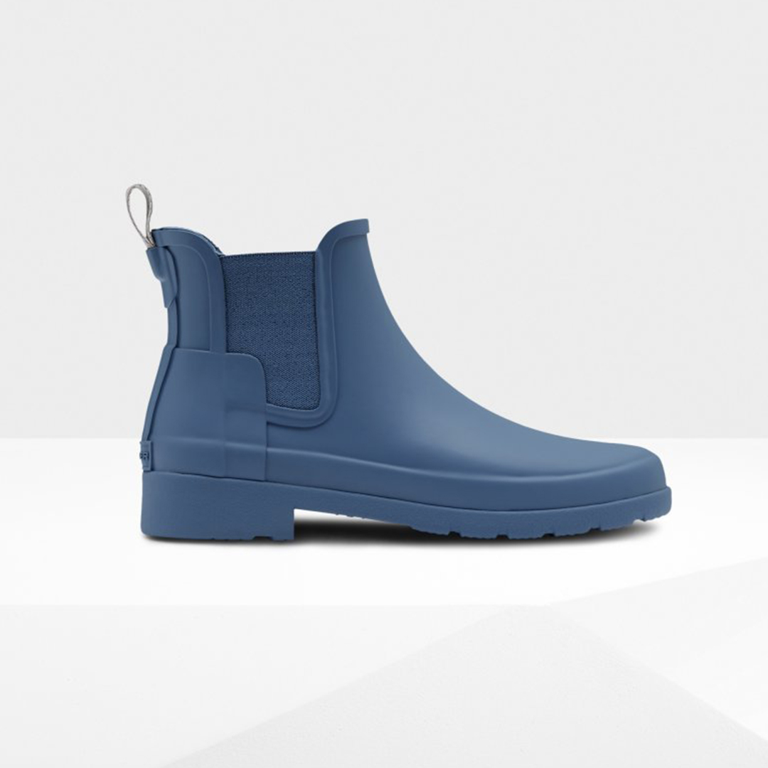 Women's Refined Slim Fit Chelsea Boots from Hunter