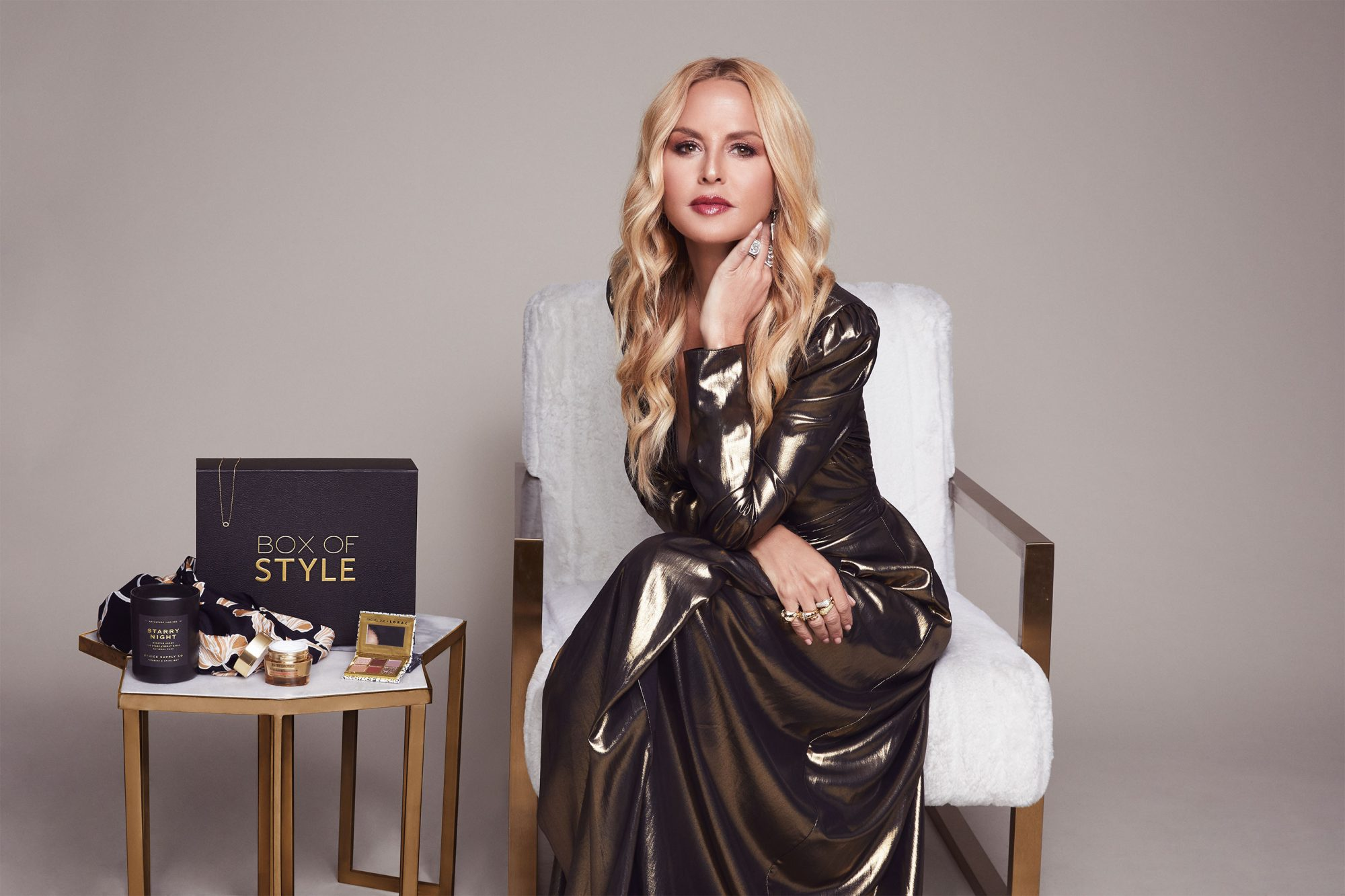 Rachel Zoe's winter Box of Style