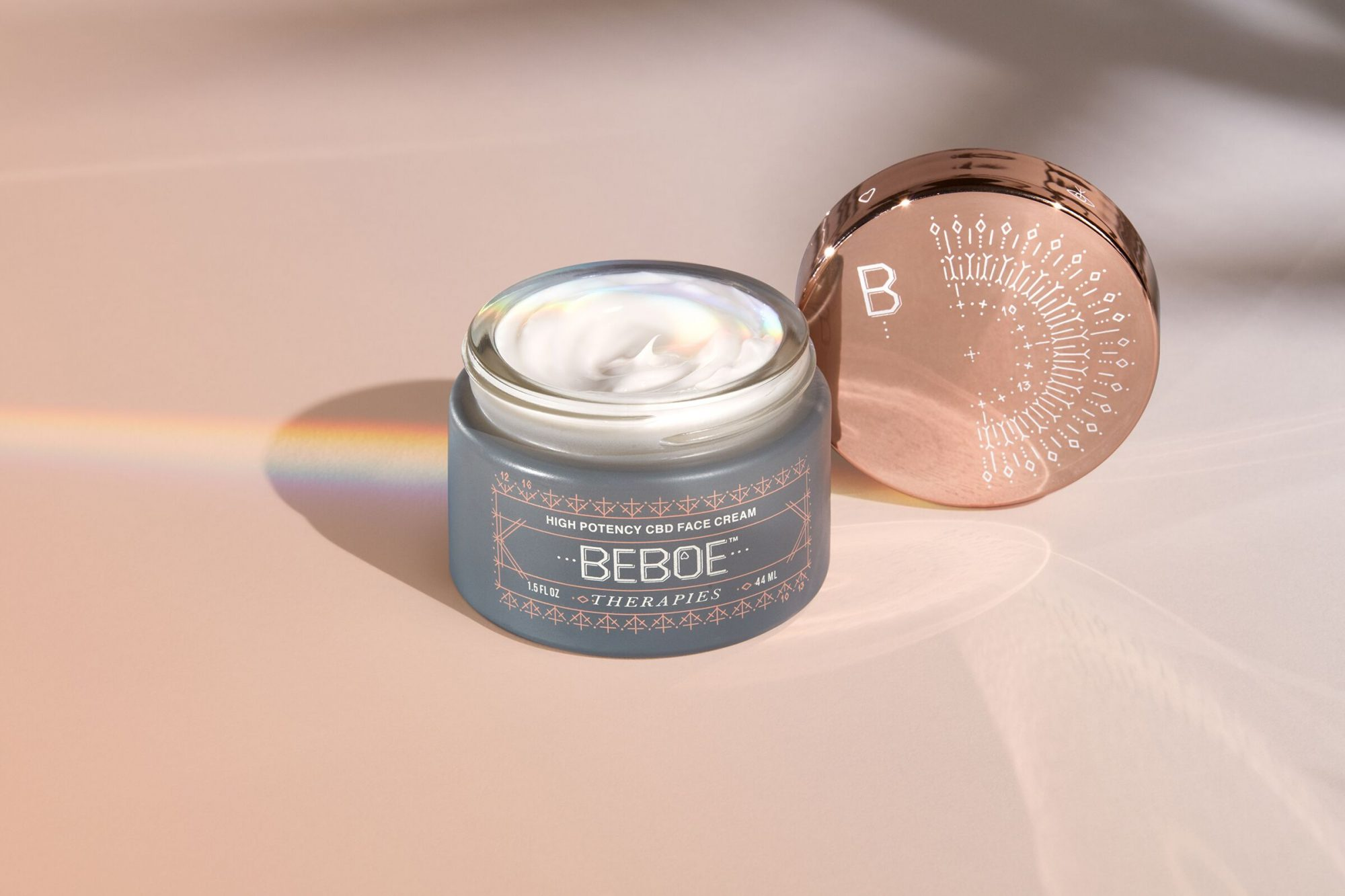 Not only does this face cream contain skin-soothing CBD--it's also chock-full of firming peptides, brightening vitamin C and moisturizing squalane. Trust us: your skin will thank you when you use it.                             Buy It! Beboe Therapies High-Potency CBD Face Cream, $98; beboetherapies.com