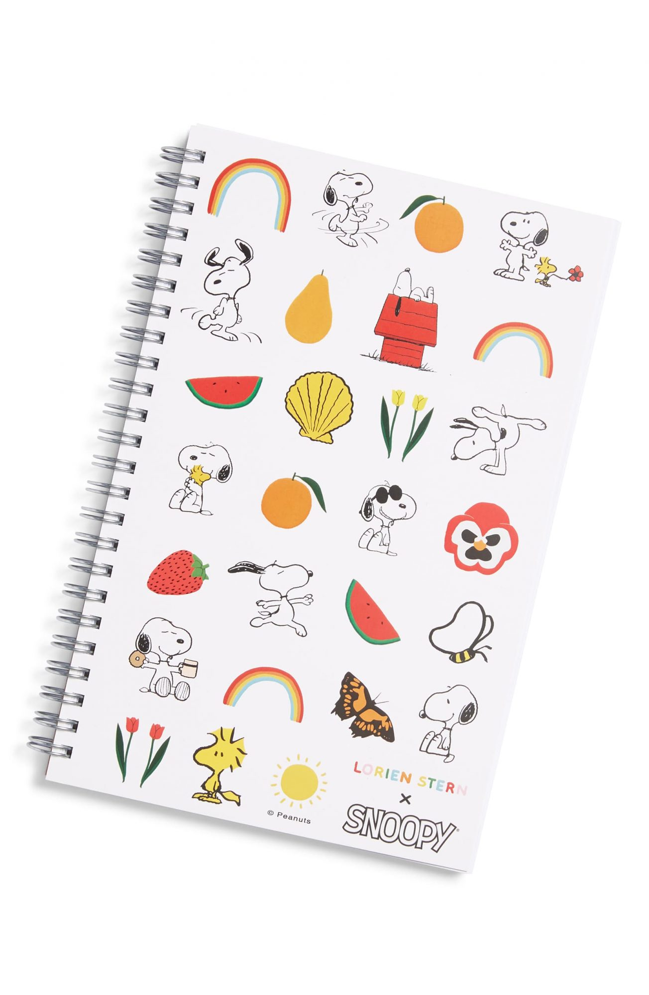 Lorien Stern x Peanuts Snoopy Spiral Notebook at Nordstrom