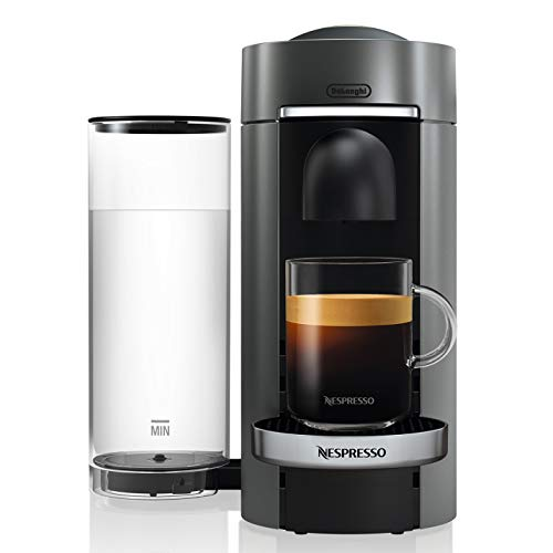 Nespresso by De'Longhi VertuoPlus Deluxe Coffee and Espresso Machine labor day sales 2019