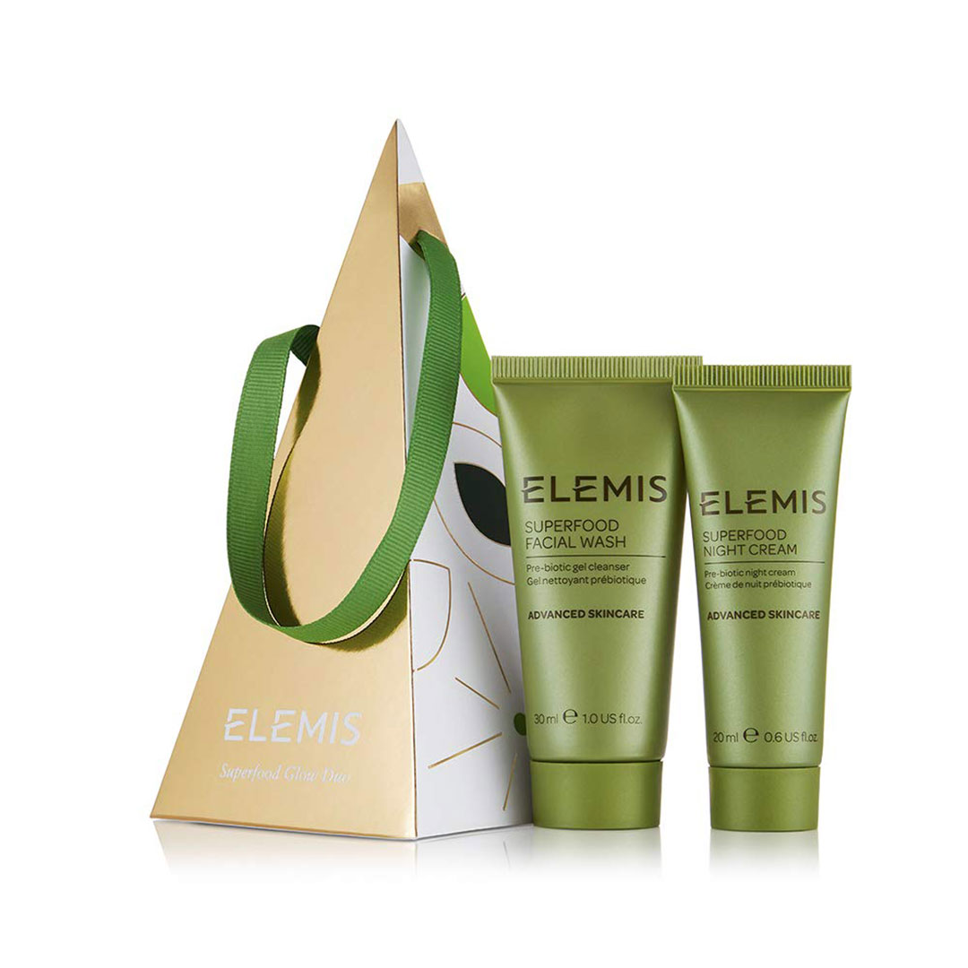 Elemis Superfood Glow Duo Skincare Gift Set