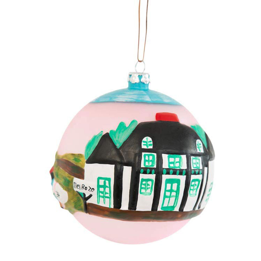 The Clementine Hunter Collection Christmas Ornaments