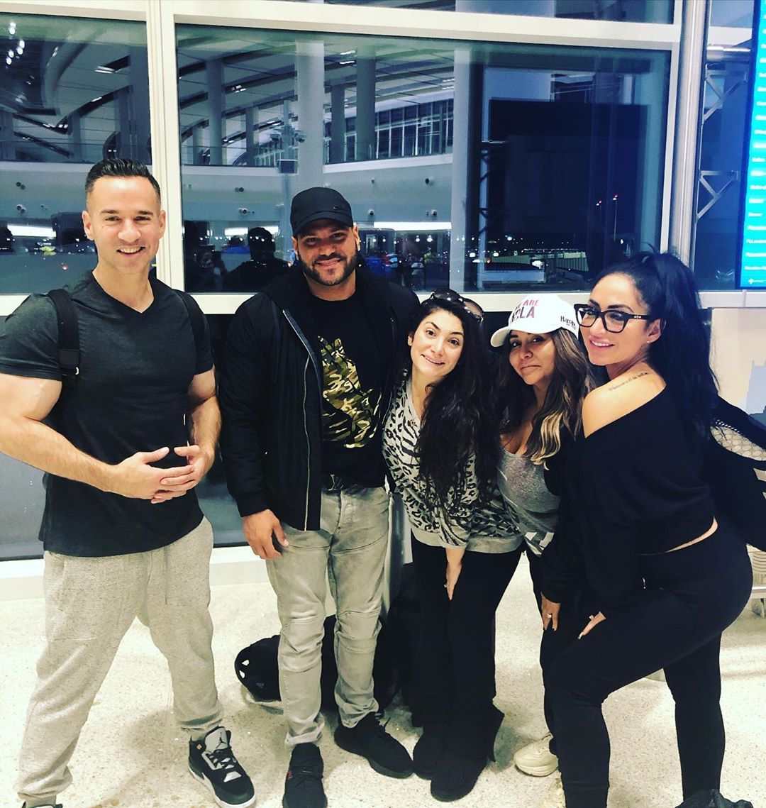 Jersey Shore Cast Celebrates Angelina's Bachelorette in New Orleans