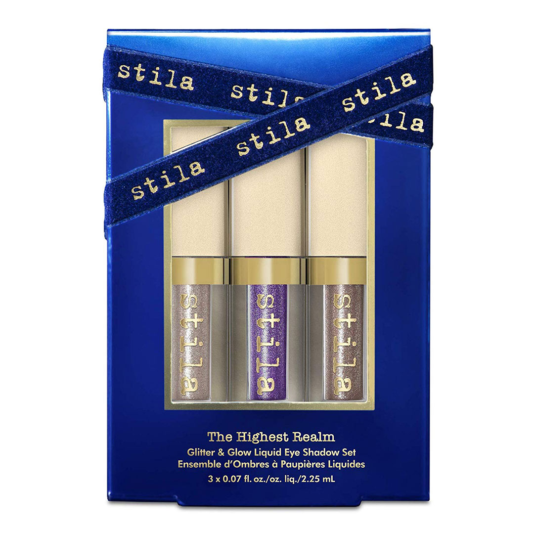 Stila The Highest Realm Glitter and Glow Liquid Eye Shadow Set