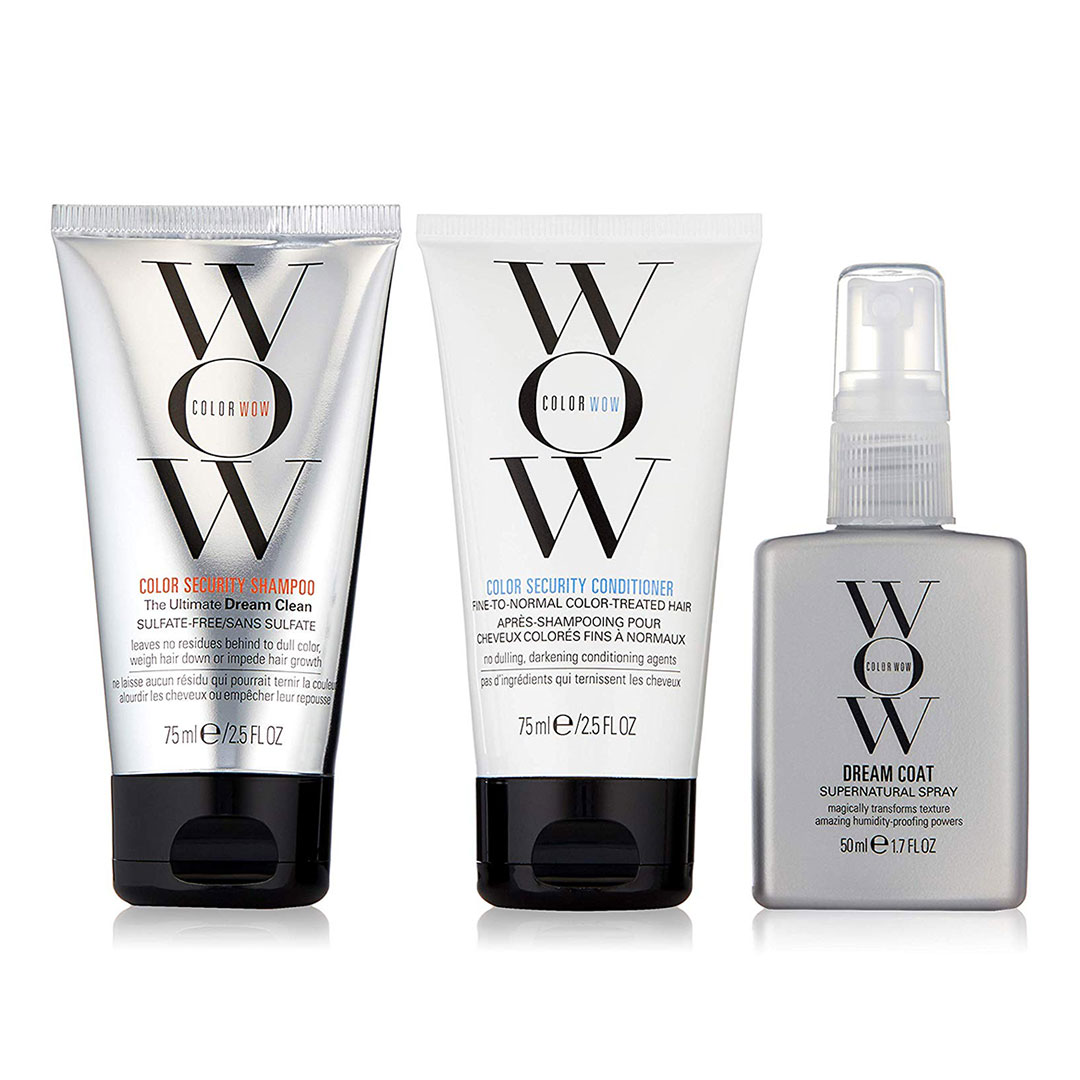 Color Wow Dream Smooth Minis Set