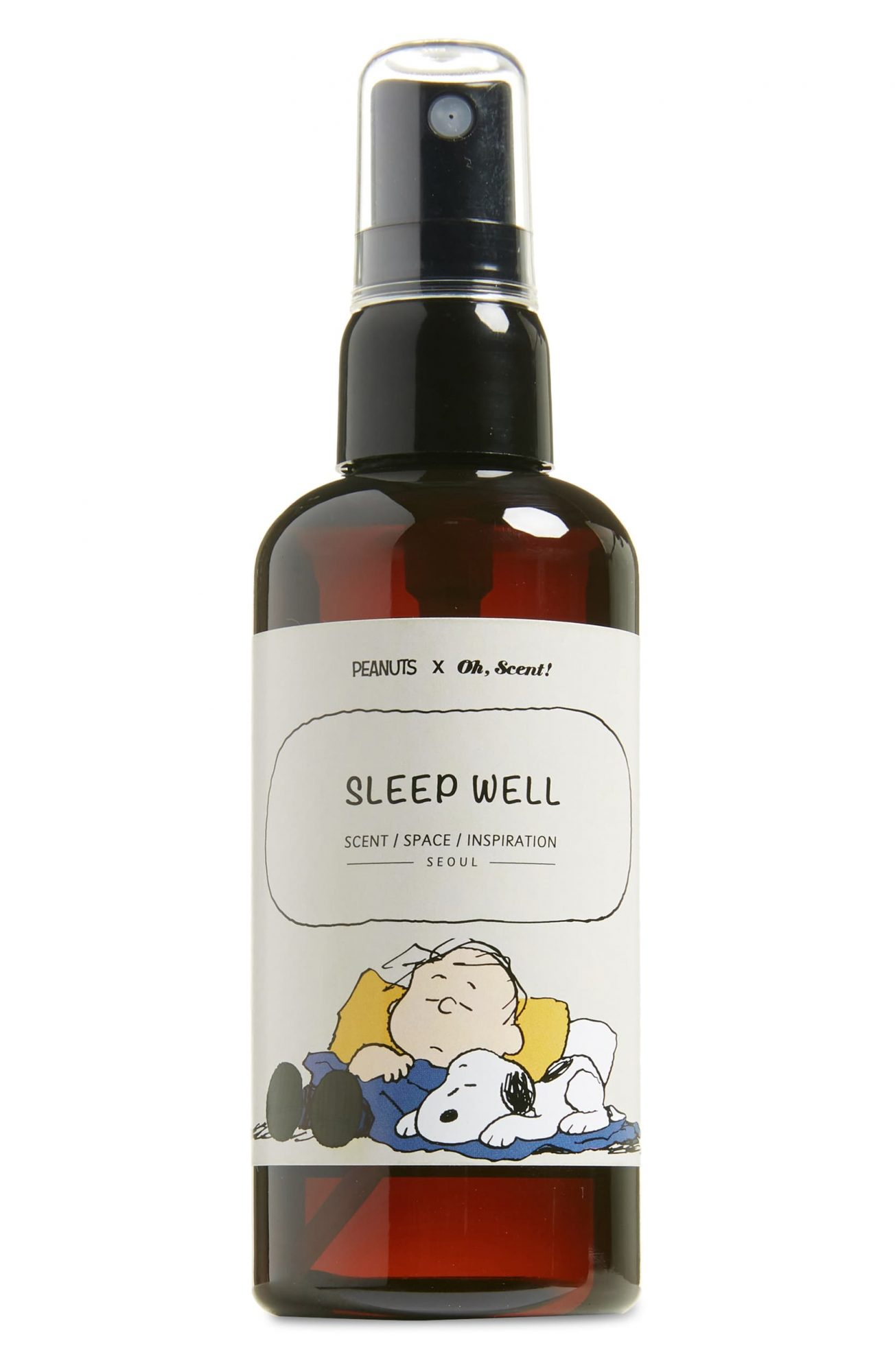 Oh, Scent! X Peanuts Sleep Well Pillow Perfume at Nordstrom