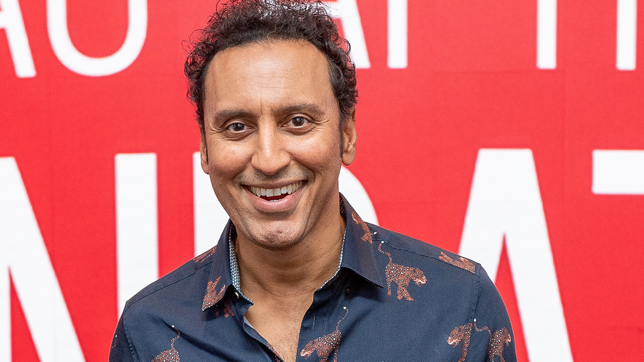 'Evil' Star Aasif Mandvi Would Love to Be a 'Brown Superhero': 'Let's Get On It!'